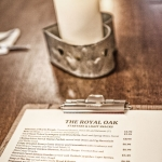 Royal Oak - Menu