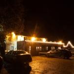 Royal Oak - Outside side night