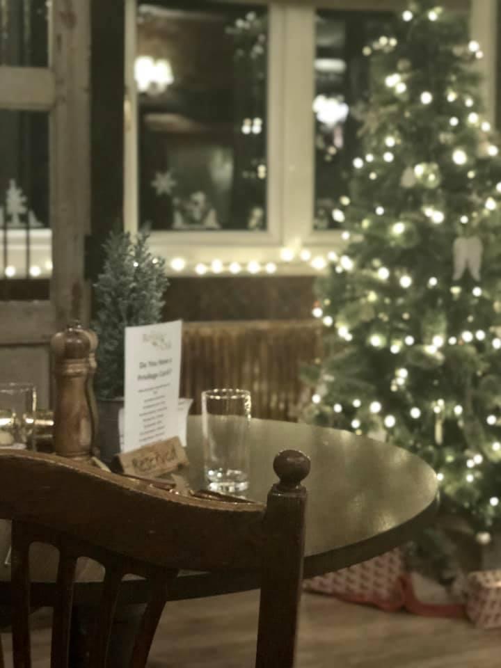 Days Till Christmas Uk.2 Days Till Christmas The Royal Oak Beaulieu
